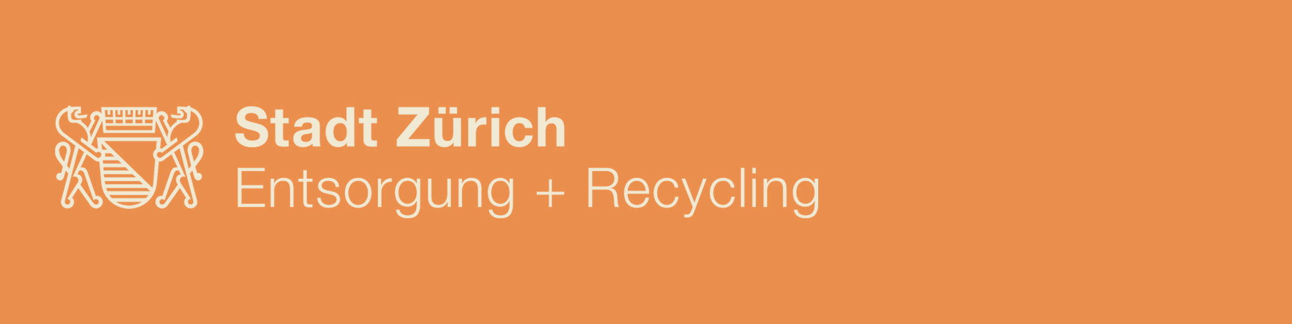 ERZ (Entsorgung + Recycling Zürich)